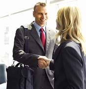 Prospecting for Customers and Recruits