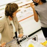 Prospecting at The Grocery Store