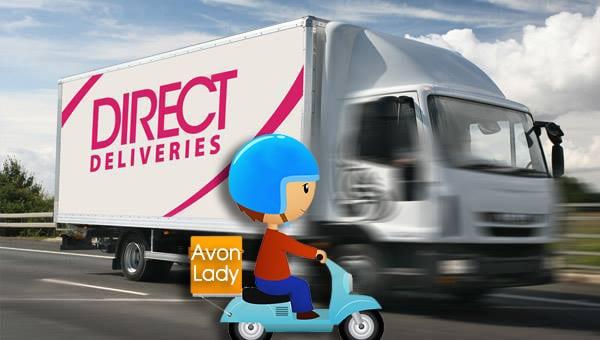 Your Avon eRepresentative Website – Representative Delivery vs