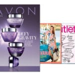 How To Share Your Avon Brochure On Social Media