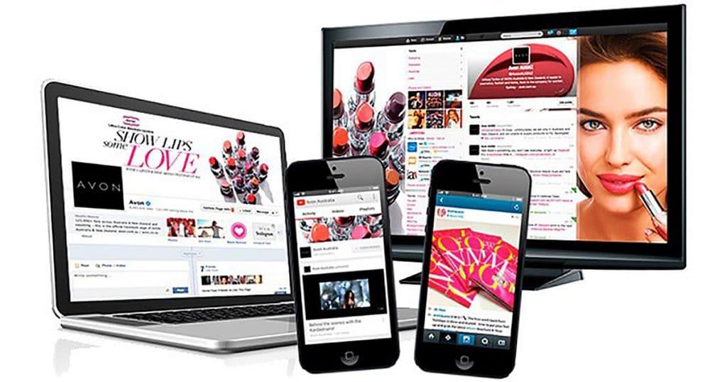 How to Setup Your Avon eRepresentative Website