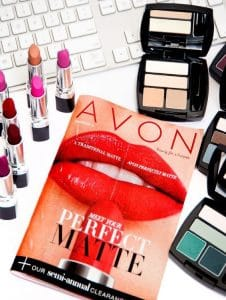 Using Your Avon Brochure to Increase Your Sales