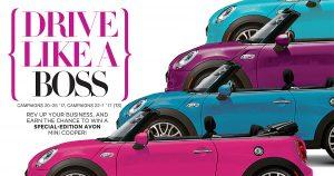 Drive Like A Boss Incentive