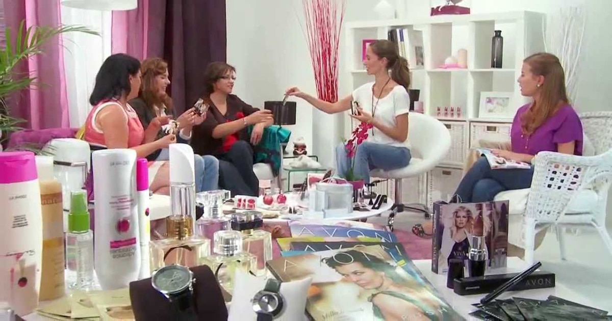 How To Host An Avon Party Or Open House - OnlineBeautyBiz
