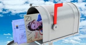 An Easier Way To Get An Avon Brochure To Every Customer