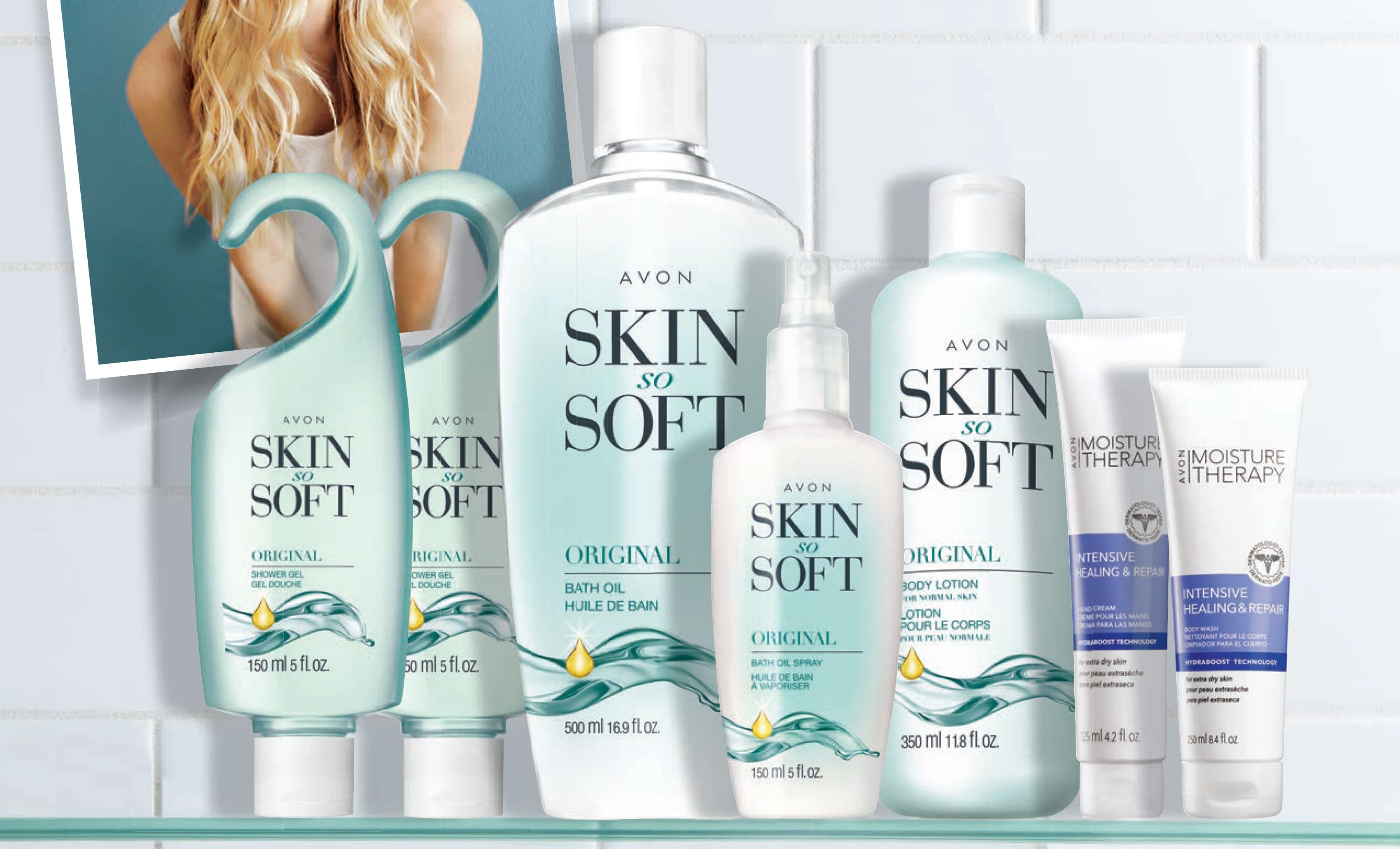 How To Use The Daily Care Collection To Get Your Avon