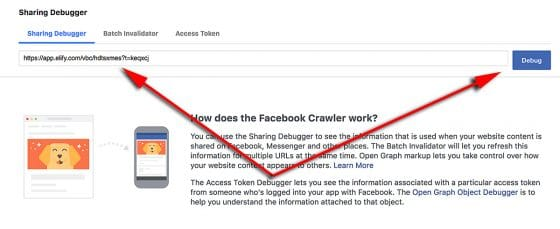 How To Get Facebook To Recognize When You've Updated Your Shuf