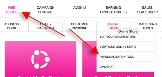Image result for avon live chat