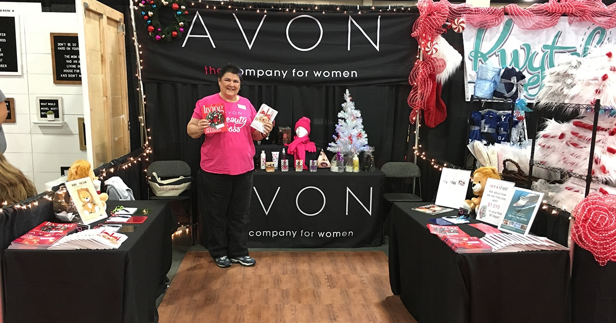 How To Make The Most Of Having An Avon Booth Or Table At A Vendor