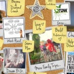 Vision Board Fun – Manifest Your Dream Avon Business & Life