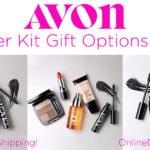 2019 Avon Representative Starter Kit Gift Options