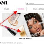 How to Find The Avon Brochure on your Website