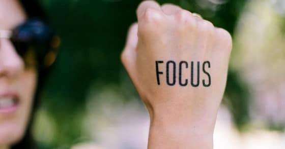 How To Gain Laser Focus In A World Full Of Distractions