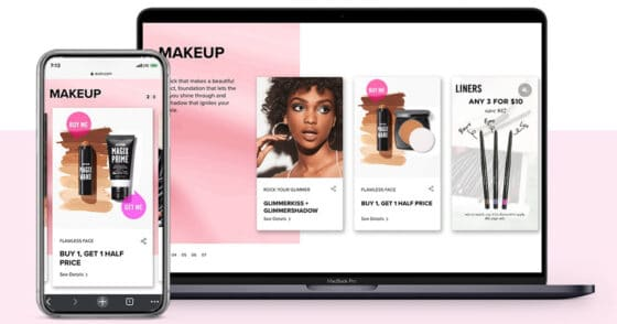 How To Share Your Avon Digital Brochure