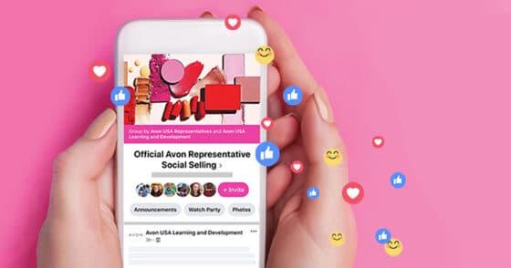 Avon Social Selling 2020