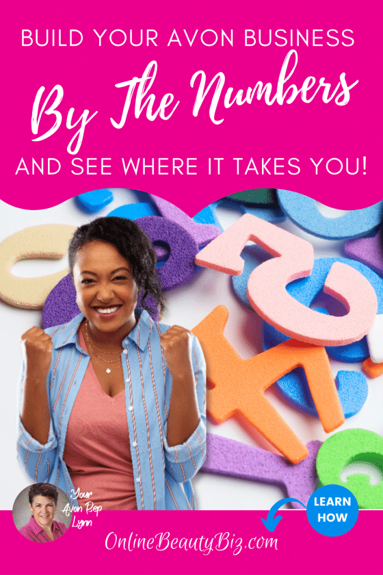 Build Your Avon Business By The Numbers