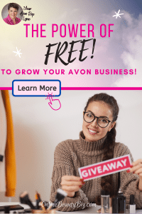 The Power Of Free To Grow Your Avon Business