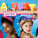 August 2021 Social Media Posts Calendar