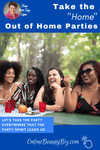 """Take the """"Home"""" Out of Home Parties"""