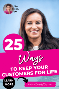 25 Ways To Keep Your Customers For Life
